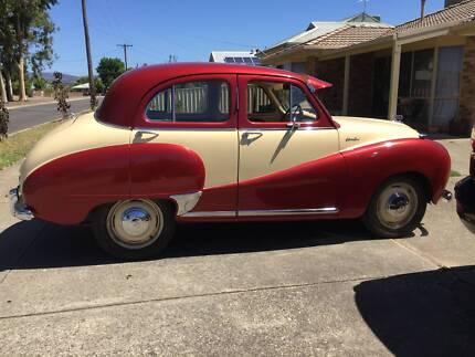 Original Classic 1952 Austin A40 Somerset
