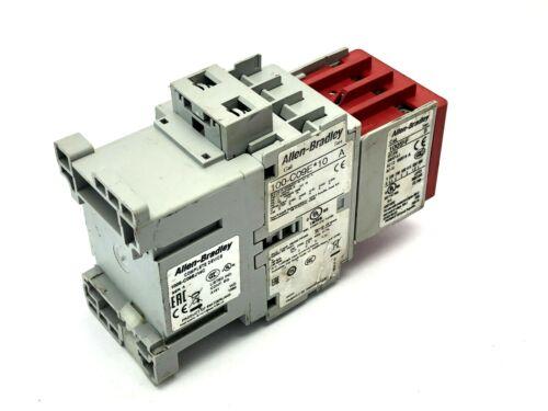 Allen Bradley 100S-C09EJ14C Contactor Safety 9A 24VDC Coil Contacts 4NO 4NC