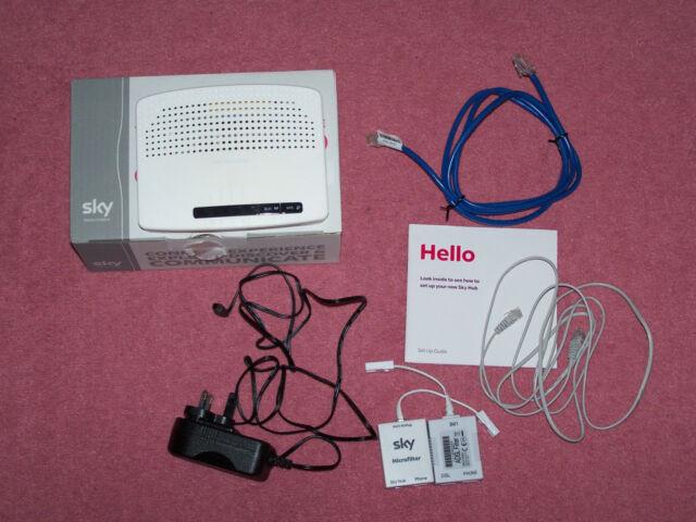 Technicolor TG582N wireless router