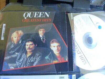 QUEEN - GREATEST HITS - CD - 1994