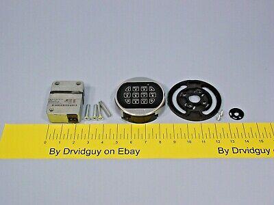 Kaba Lagard 5750sc 3740m Cash Drawer Safe Deadbolt Lock W Keypad Read Desc