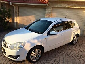 Holden Astra cdx 2008 model immaculate condition Killarney Vale Wyong Area Preview