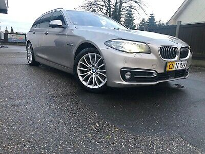 BMW 525d 2,0 Touring aut. 5d