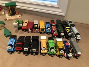 All Wooden Thomas the Trains and Tracks Bundle