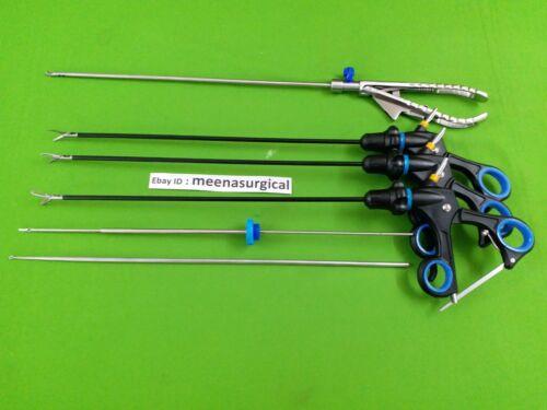 Endotrainer Basic Training Instrument Set Laparoscopic Surgical Instruments 5mm