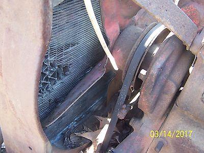 Case 300 Tractor Engine Fan