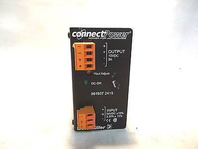 Weidmuller 991939-2415 Power Supply
