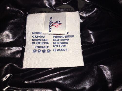 Moncler doudoune down puffer jacket women mengs black