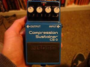 Boss CS-3 Compression Sustainer Newcastle Newcastle Area Preview