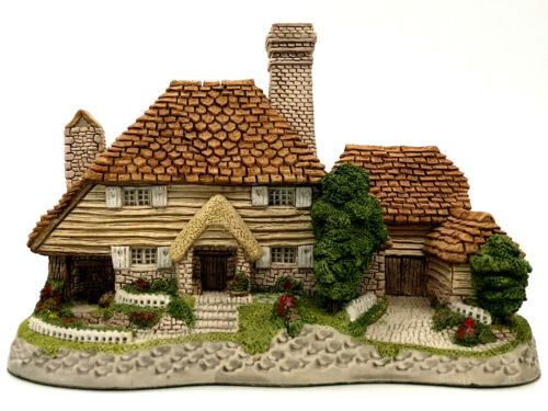 David Winter Cottages Kent Cottage 1985 The Main Collection COA Perfect