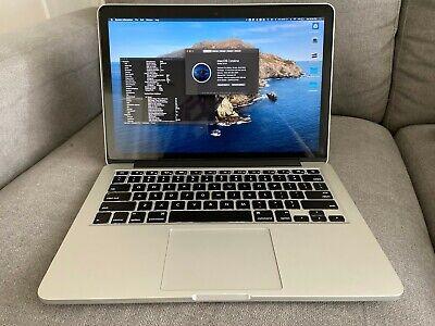 "13.3"" Retina MacBook Pro 8GB RAM 256GB SSD (new keyboard and battery)"