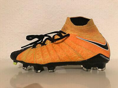 suspicaz Pintura genéticamente  Nike Hypervenom Phantom III 3 DF FG ACC Fussballschuhe Kinder Neu Gr 38  Fußball Schuhe