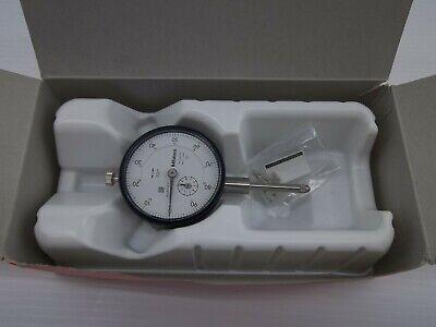 Mitutoyo 2416s Dial Indicator 0-1 Range .001 Graduation 0-100 Dial Japan