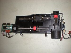 XY Motorized Stage Base with Anaheim Automation 23D102S Motors - #1