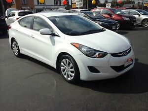 2013 HYUNDAI ELANTRA L- BLUETOOTH, HEATED FRONT SEATS, SPEED CON