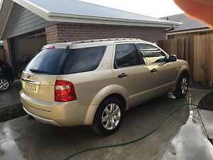 2006 ford territory AWD 7 seater Uralla Uralla Area Preview