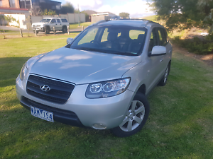 2007 TURBO DIESEL hyndai santa-fe Greenvale Hume Area Preview