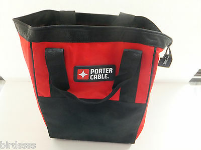 Porter Cable 18V 20V Impact Driver or Drill Storage Tool Bag