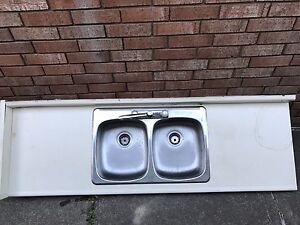 Sinks to and faucet for sale