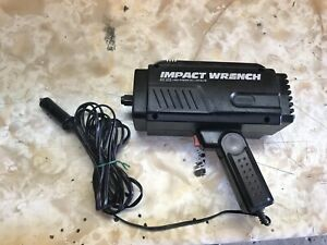 12 Volt impact wrench