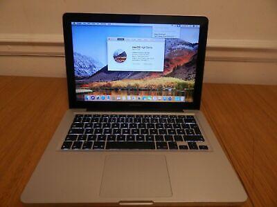 """Apple MacBook Pro A1278 MD101 """"Core i5"""" 2.5Ghz 8 GB New 256 GB SSD 13"""" Mid 2012"""