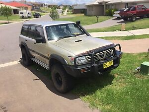 Zd30 Nissan patrol in limp mode Rutherford Maitland Area Preview