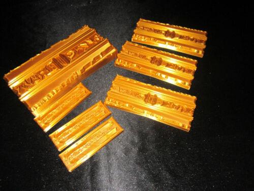 Star Trek Gold Pressed Latinum Set (Bar, Strip, Slip) (Gold Silk)