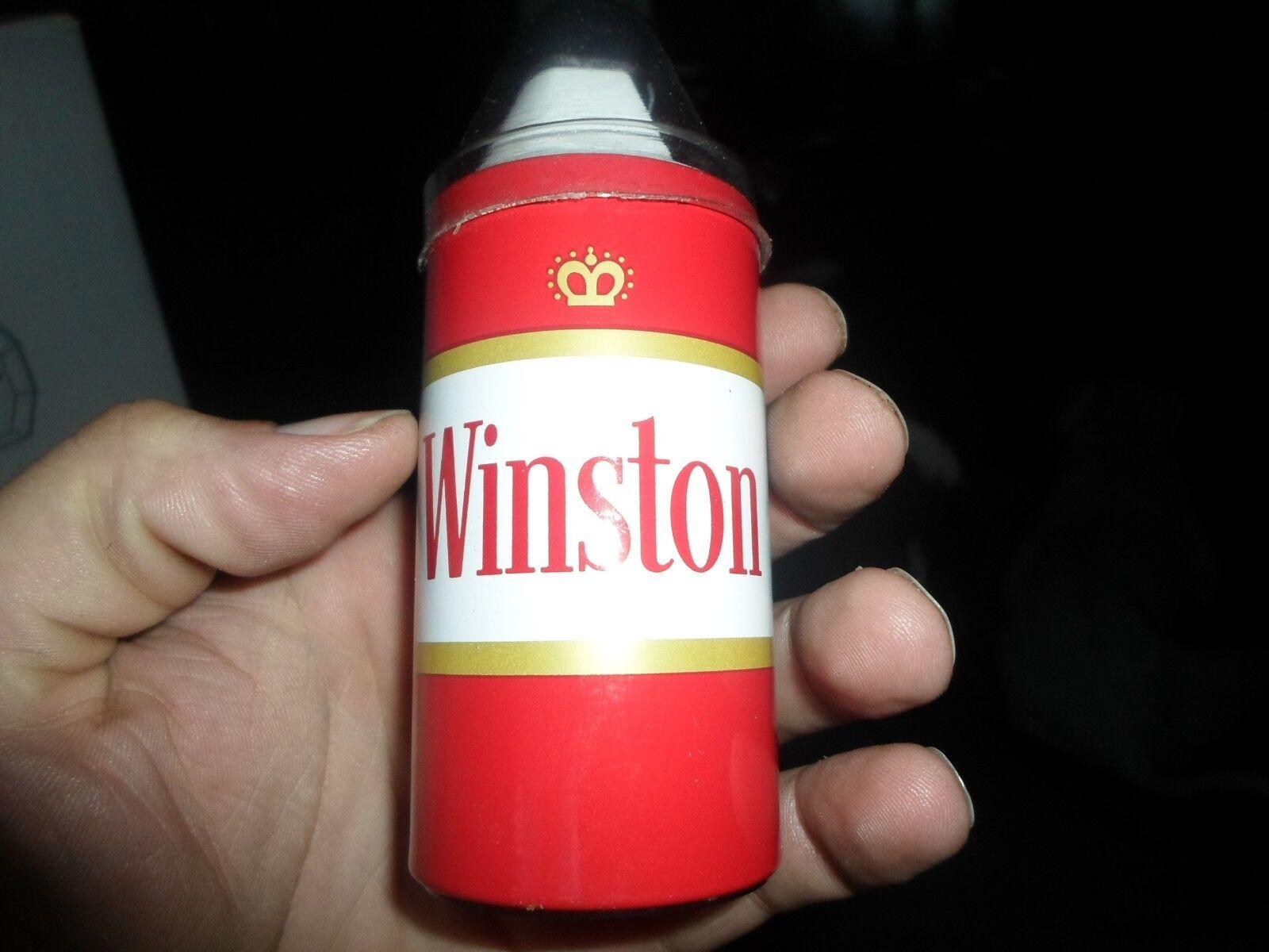 Коллекционная зажигалка Vintage Winston Lighter Cricket by Gillette never  used