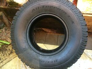 35 inch 315/70 R17 Bf Goodrich All Terrain tyres x 5 Yorkeys Knob Cairns City Preview