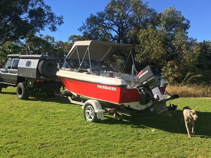 Pacemaker Funrunner 470 Runabout