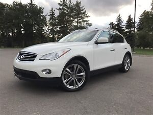 2011 Infiniti EX35 AWD, ONLY 70000KMs