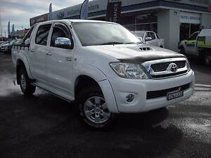 2007 Toyota Hilux SR Ute Mudgee Mudgee Area Preview