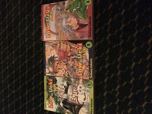 The Law of Ueki Vol.1-9