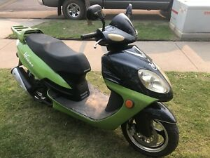 ***2007 VOLANO MOPED /SCOOTER 150 CC***