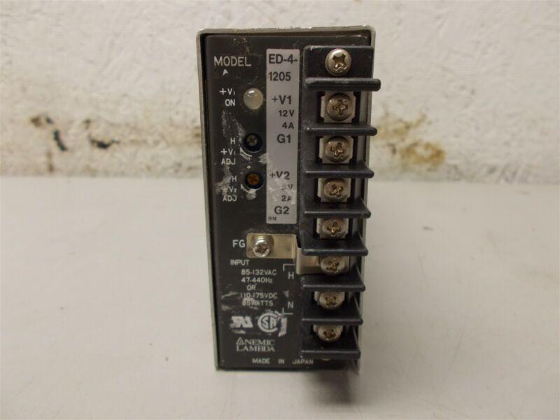 Nemic Lambda ED-4-1205 Power Supply