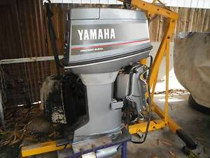 Wrecking 50 HP Yamaha 2 stroke outboard Palm Beach Gold Coast South Preview