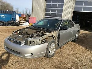 Parting out 2007 Monte Carlo