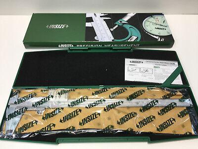Insize 1205-3002e Vernier Caliper 0.001 Graduation 0 - 12 New