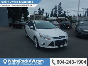 2012 Ford Focus SEL BC Driven, Radio Data System, Remote Keyl...