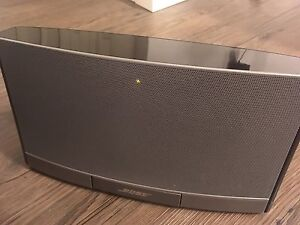 (auxiliary input) Bose sound dock