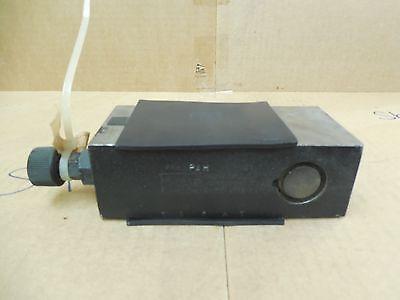 Parker Adjustable Hydraulic Valve Prm3pah-20dw Prm3pah20dw Used