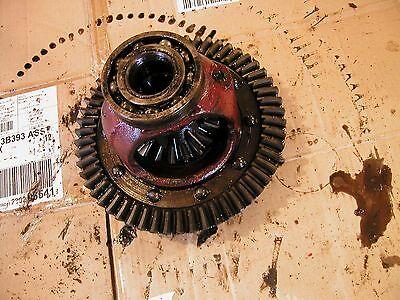 Farmall Sa Tractor Ih Transmission Main Final Drive Gear Ring Pinion Bearings