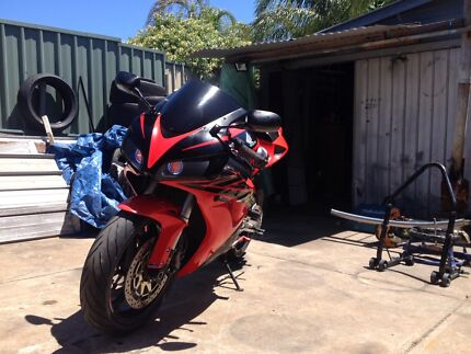 Honda CBR 1000RR everything done you need and bit more
