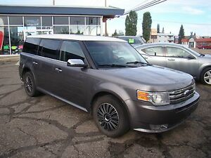 2009 Ford Flex limited  Prince George British Columbia image 2