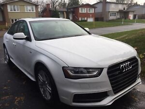 Audi A4 S line 2015 transfer of lease