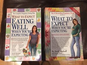 What to Expect When Your Expecting books