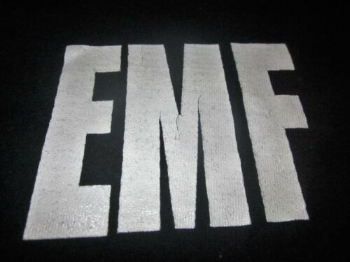 EMF SCHUBERT DIP VINTAGE 90S PROMOTIONAL TEE SHIRT XL ITS UNBELIEVABLE
