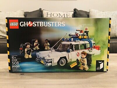 LEGO Ideas Ghostbusters Ecto-1 21108 Retired New & Sealed 508 pieces