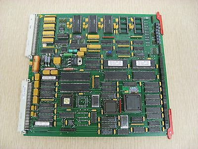 Zeiss 608093-9102 Cmm Pcb Coordinate Measuring Machine Circuit Board Card Used