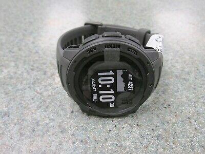 Garmin Instinct GPS Watch with Heart Rate Monitor - Graphite